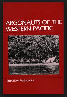 Etnografia Argonautas do Pacífico