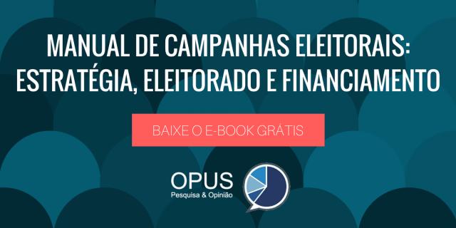 Manual de Campanha Eleitoral - Financiamento, Eleitorado e Estratégia