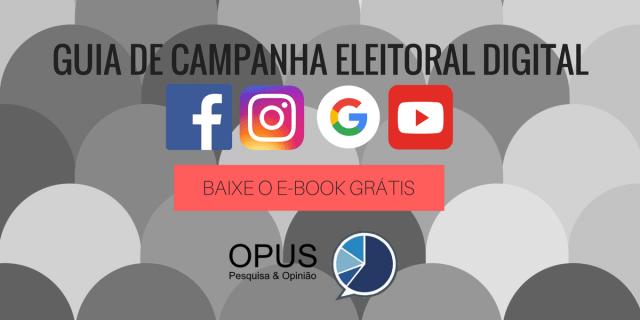 E-book grátis Campanha Eleitoral Redes Socais