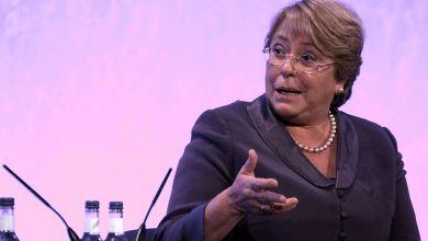 Michelle Bachelet Chili