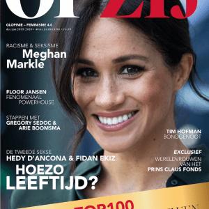 Het 'Topvrouwen 2019'-nummer van OPZIJ,  € 6,99.