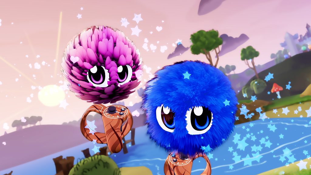 Casual VR Game VR Furballs Coming to Oculus Quest in 2019