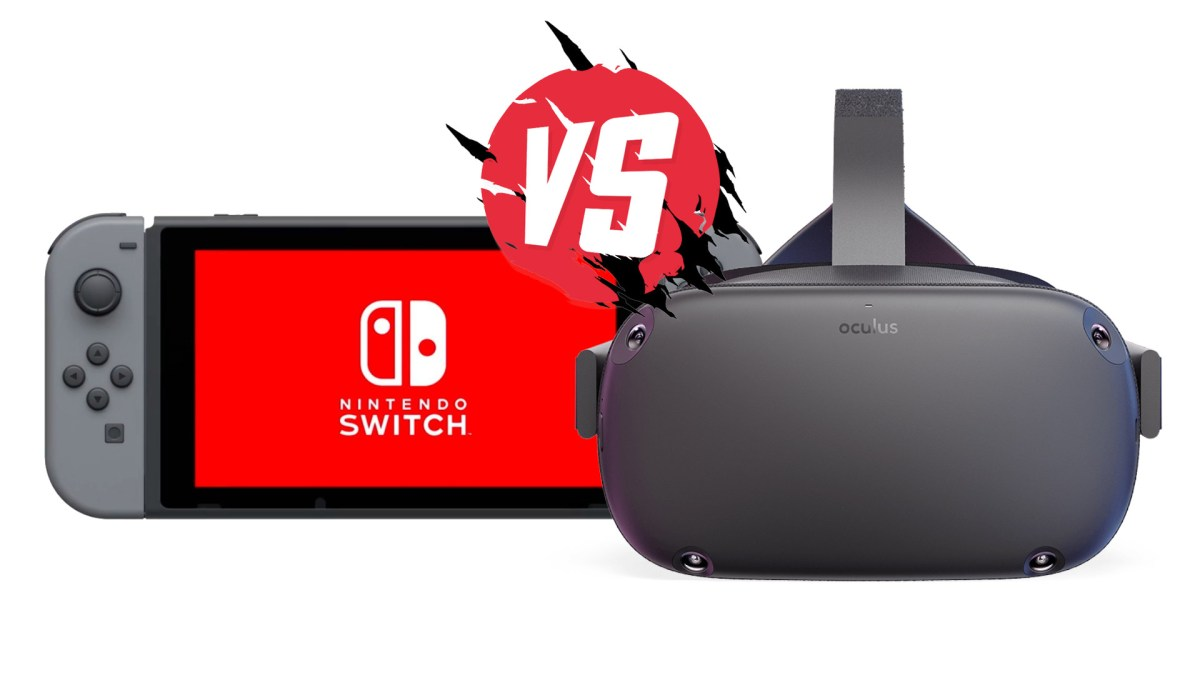 Can the Oculus Quest Compete With Nintendo Switch?