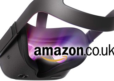 Oculus Quest Listing Appears on Amazon.co.uk