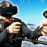 ForceTube Gunstock Demo On The Oculus Quest