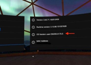 New Oculus Quest Firmware Update Released