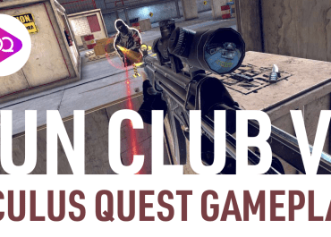 Gun Club VR – Oculus Quest Gameplay