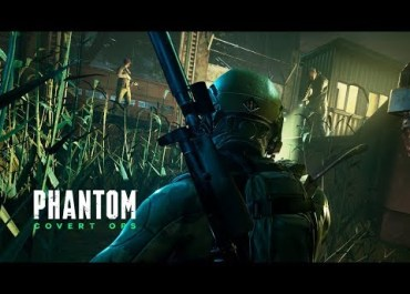 Phantom Covert Ops Gets Release Date