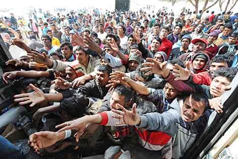Il fenomeno immigrazione