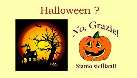 No ad Halloween