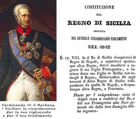 Ferdinando III il Borbone