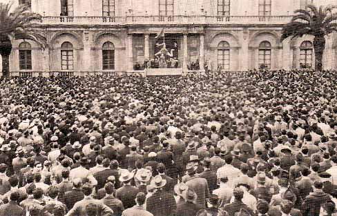 Indipendentisti siciliani e banditismo negli anni '40