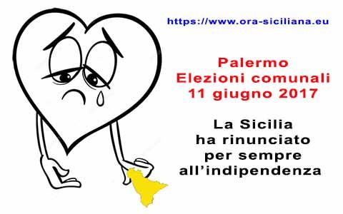 La Sicilia ha rinunciato per sempre all'indipendenza