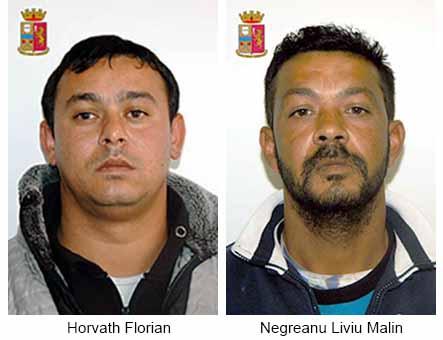Rumeni arrestati a Nicosia