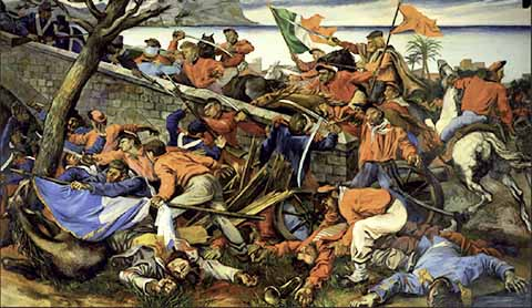 1860 Garibaldi in Sicilia