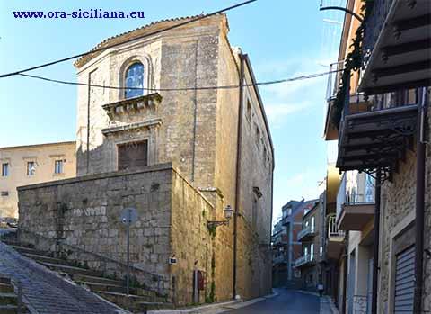 Monastero e chiesa di Santa Maria del Popolo di Enna