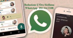 WhatsApp L'Ora Siciliana