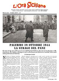 L'Ora Siciliana PDF Ottobre 2019.
