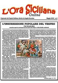 L'Ora Siciliana - Maggio 2015
