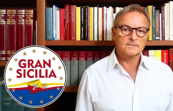 Enzo Castrenze Cassata, presidente di Gran Sicilia