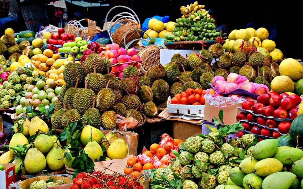 Frutta esotica in Sicilia