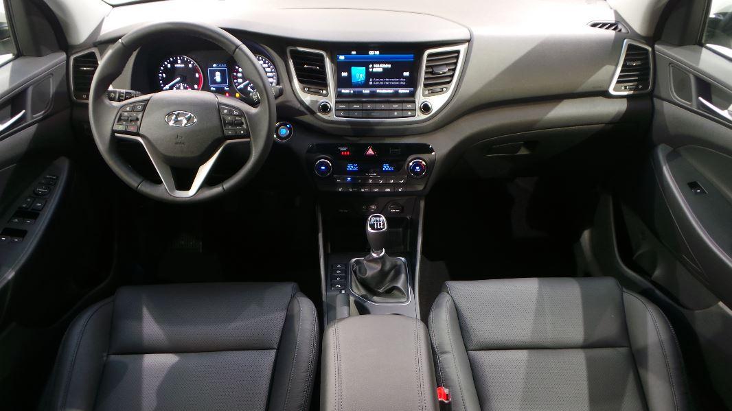 Hyundai Tucson 17 Crdi 115 Creative 2wd Occasion Lyon