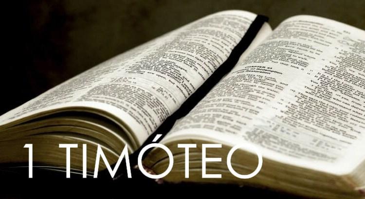 1 TIMÓTEO BÍBLIA