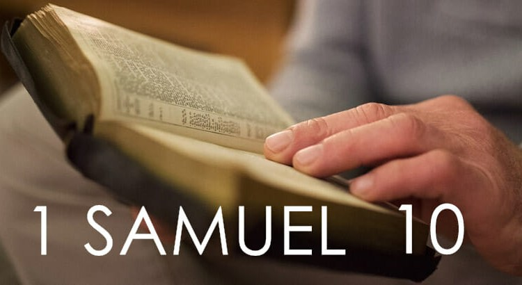 1 Samuel 10