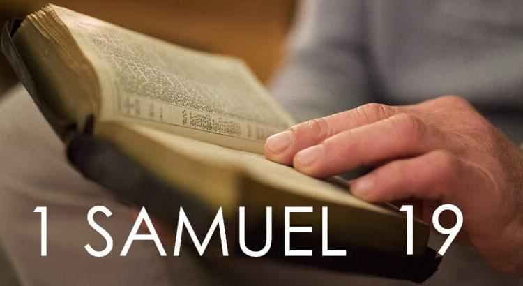 1 Samuel 19