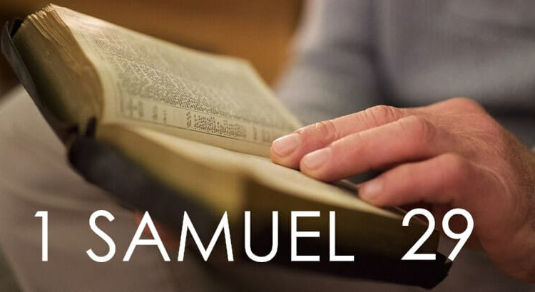 1 SAMUEL 29