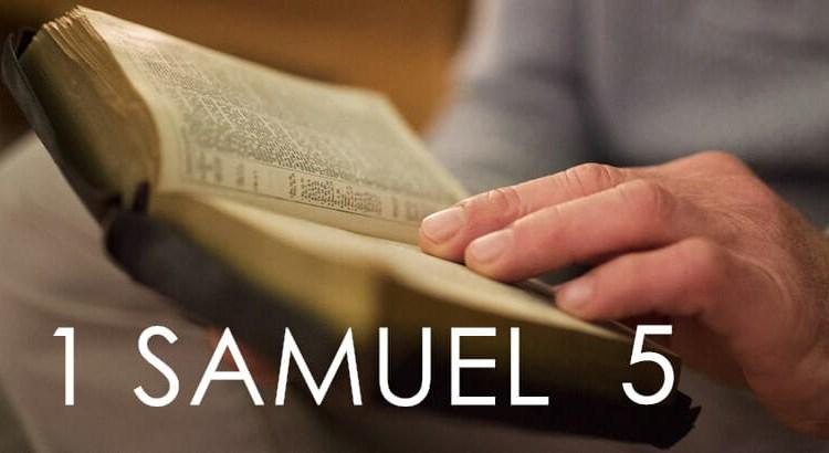 1 Samuel 5