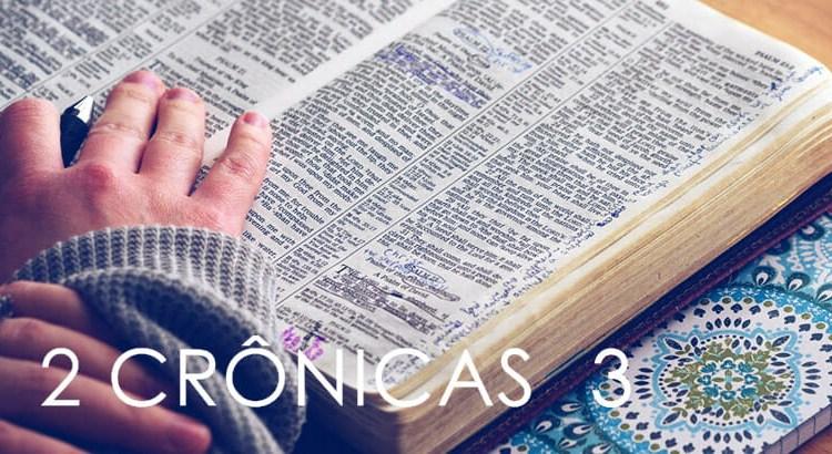 2 CRÔNICAS 3
