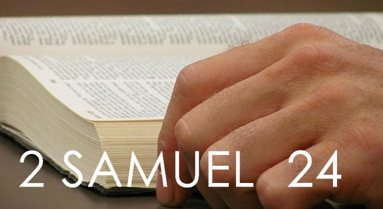 2 Samuel 24