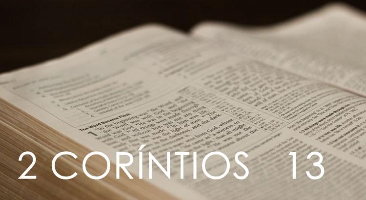 2 CORÍNTIOS 13