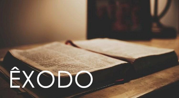 ÊXODO BÍBLIA ONLINE