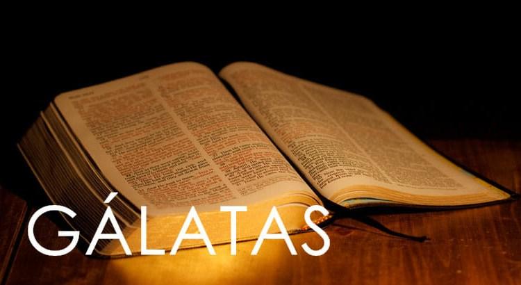 GÁLATAS BÍBLIA ONLINE