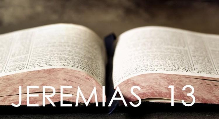 JEREMIAS 13