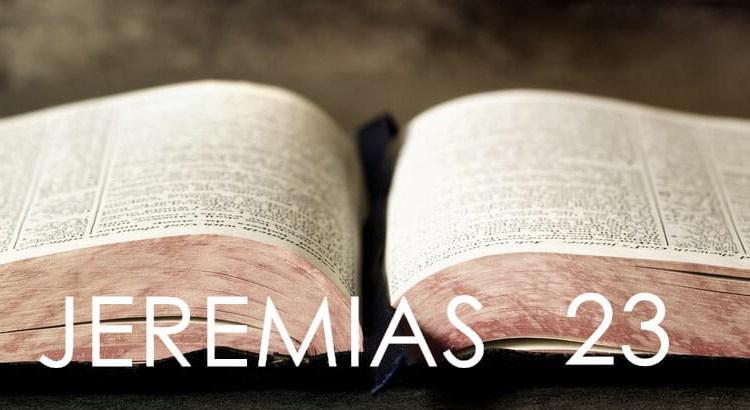 JEREMIAS 23