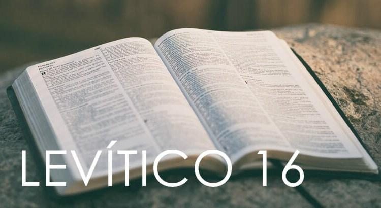 LEVÍTICO 16