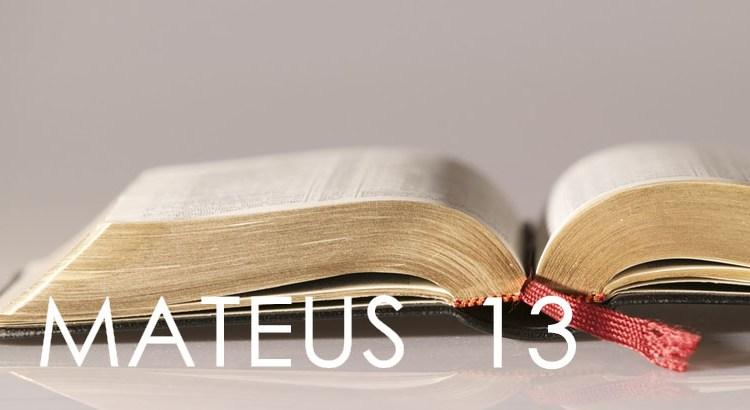 MATEUS 13