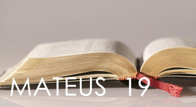 MATEUS 19