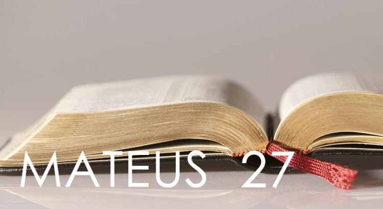 MATEUS 27