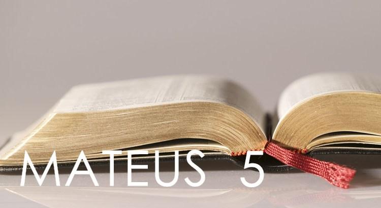 MATEUS 5