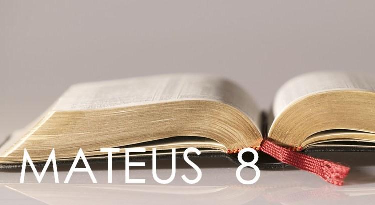 MATEUS 8