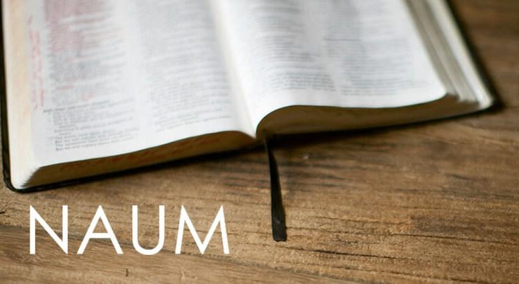 NAUM BÍBLIA ONLINE