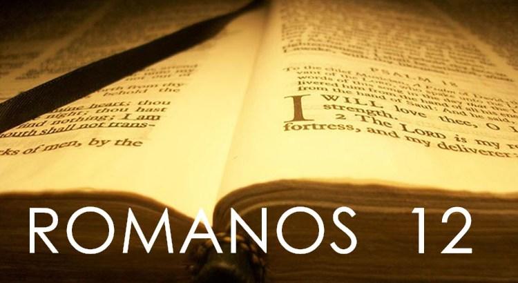 ROMANOS 12 NA BÍBLIA ONLINE