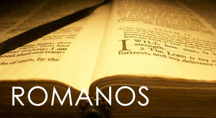 ROMANOS BÍBLIA ONLINE