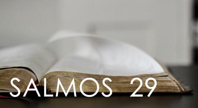 SALMOS 29