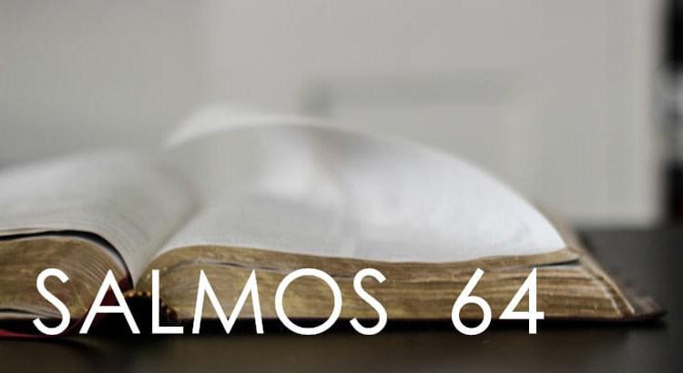 SALMO 64