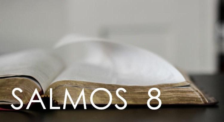 SALMOS 8